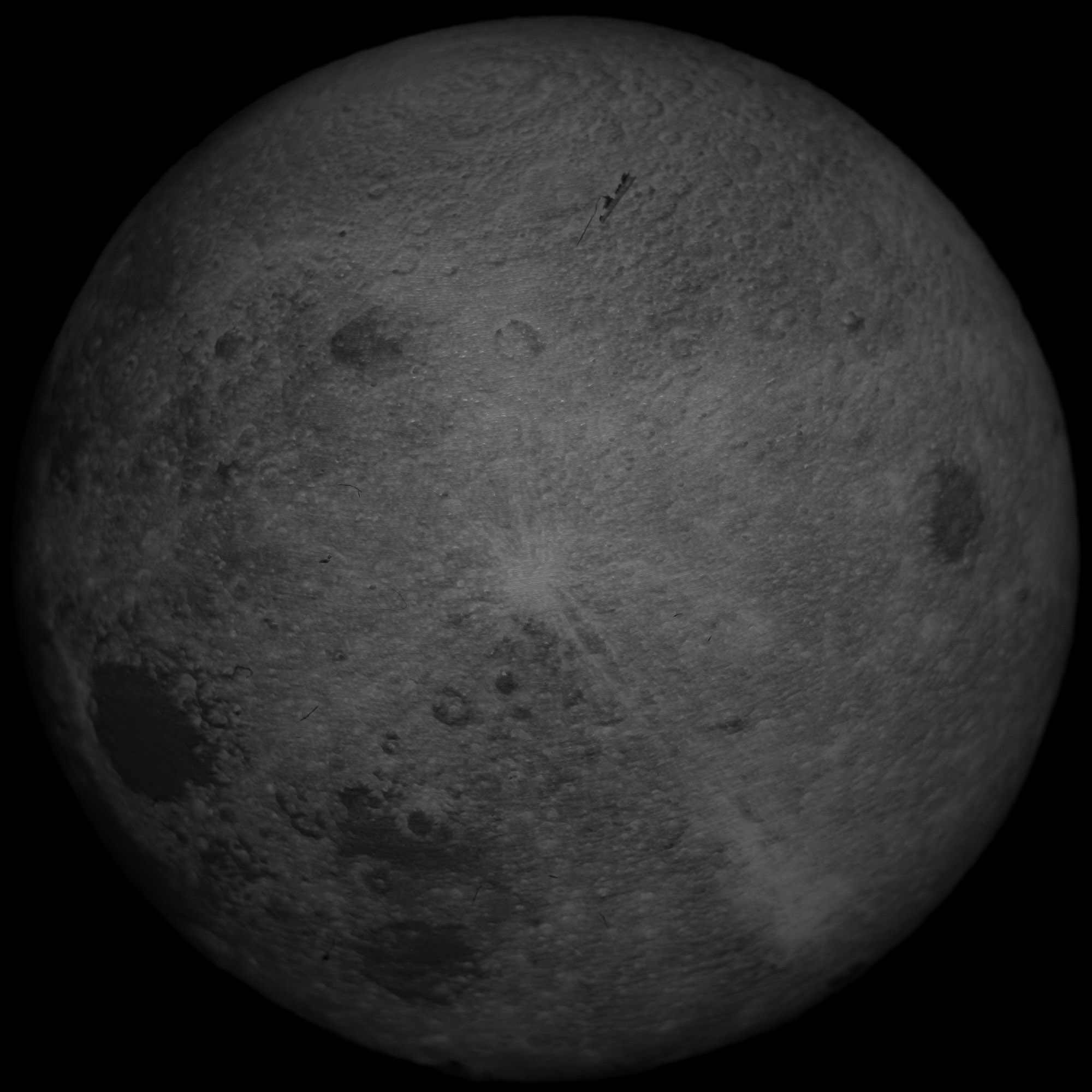 dabu / Mond bei 24mm