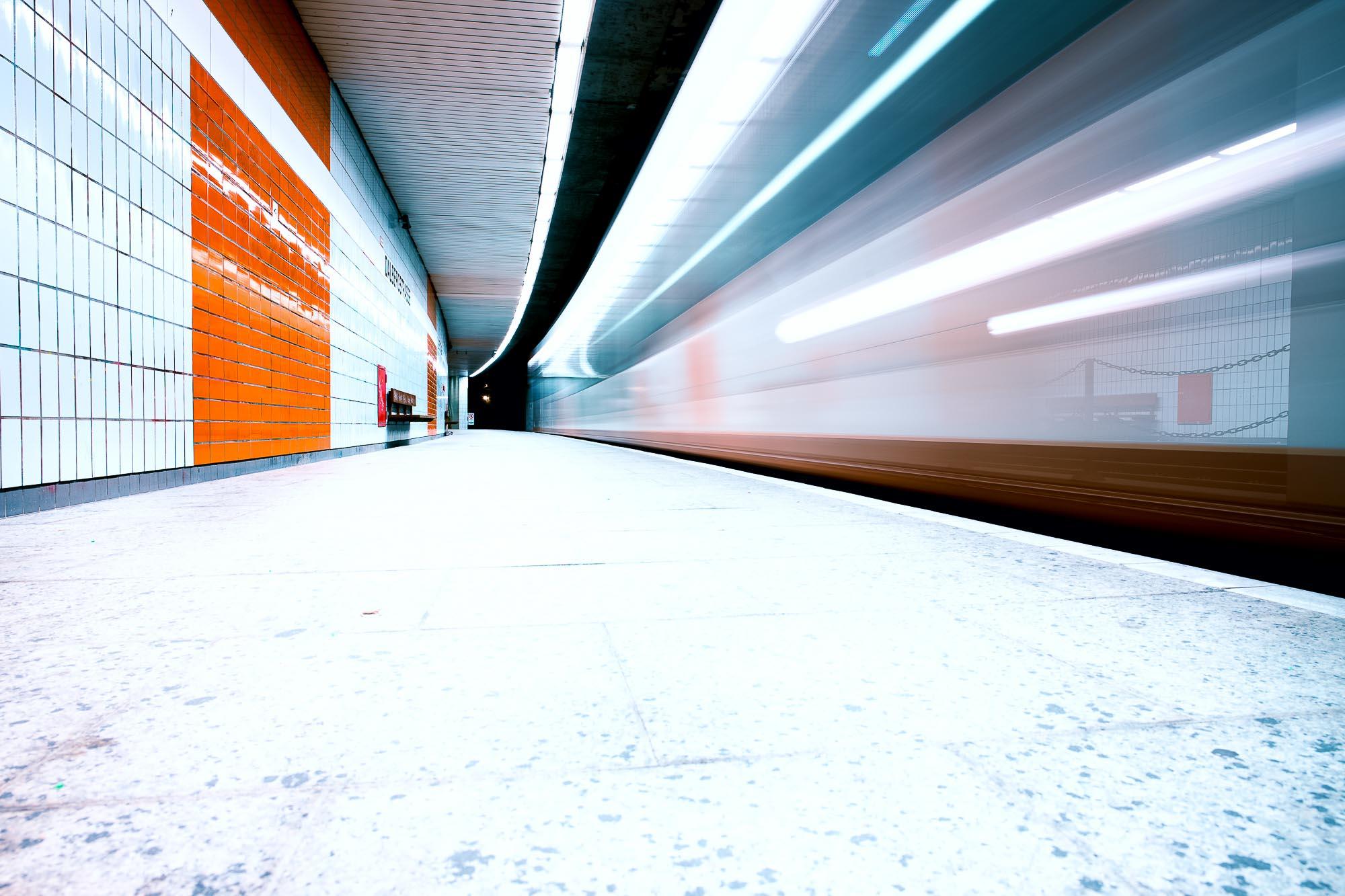 tschloss / Mannheimer U-Bahn (haha)
