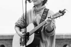 danny /  Straßenmusikerin
