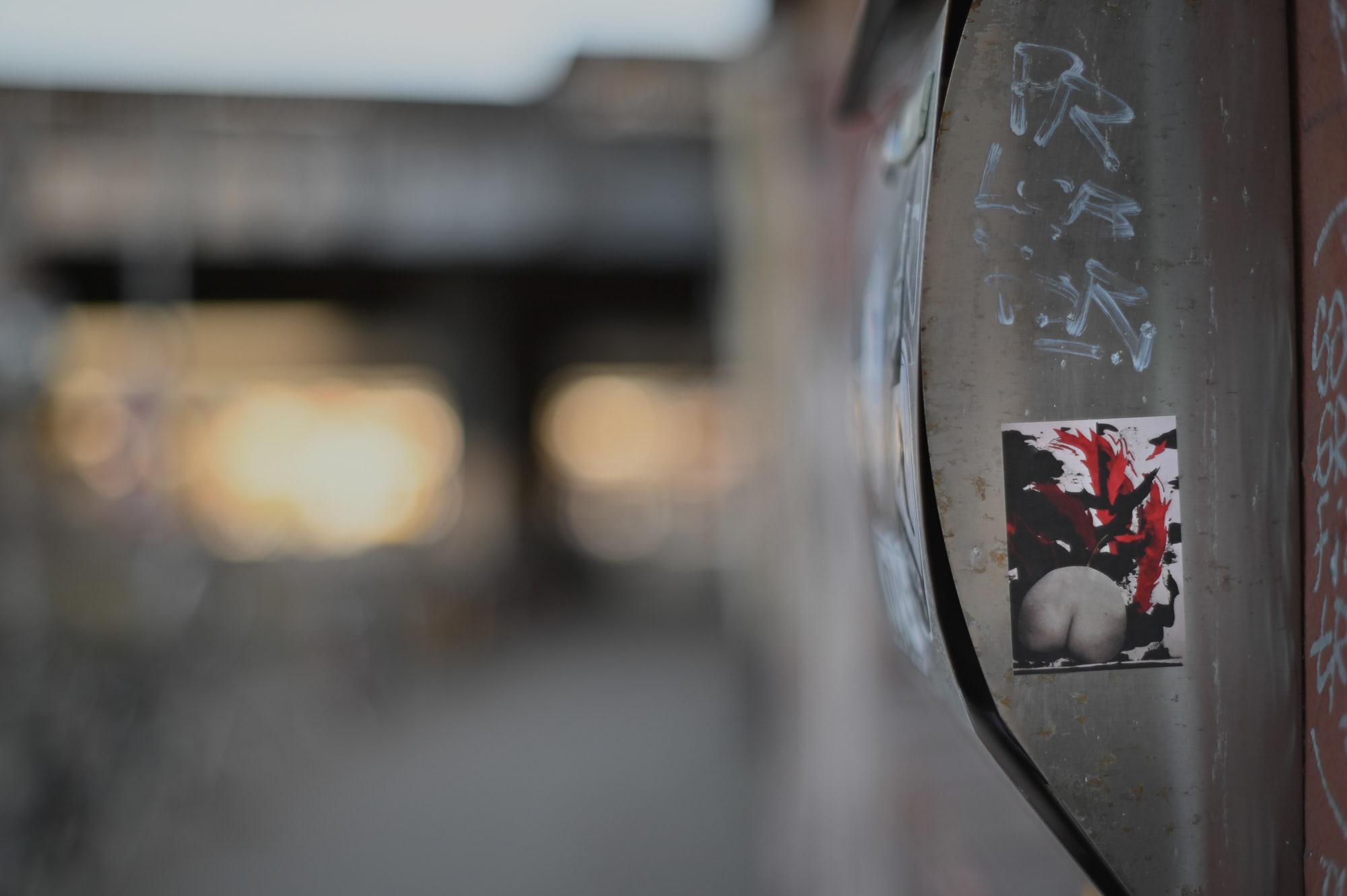 Photoauge / Sticker