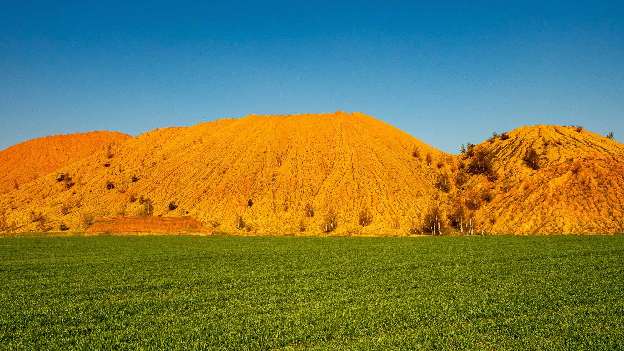 babblfisch /Thüringischer Uluru
