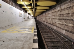 Photoauge / U-Bahn