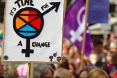 ylz / it's time for a change - Frauenstreik Zürich 14.6.19