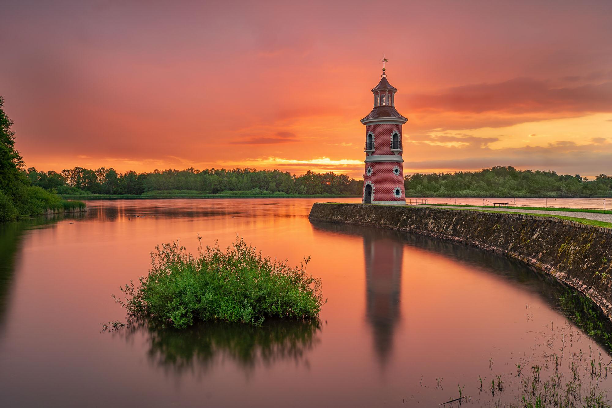 venolab / Moritzburger Leuchtturm