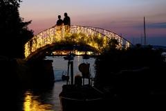ylz / Brücke am See
