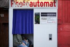 Photoauge / Kussautomat
