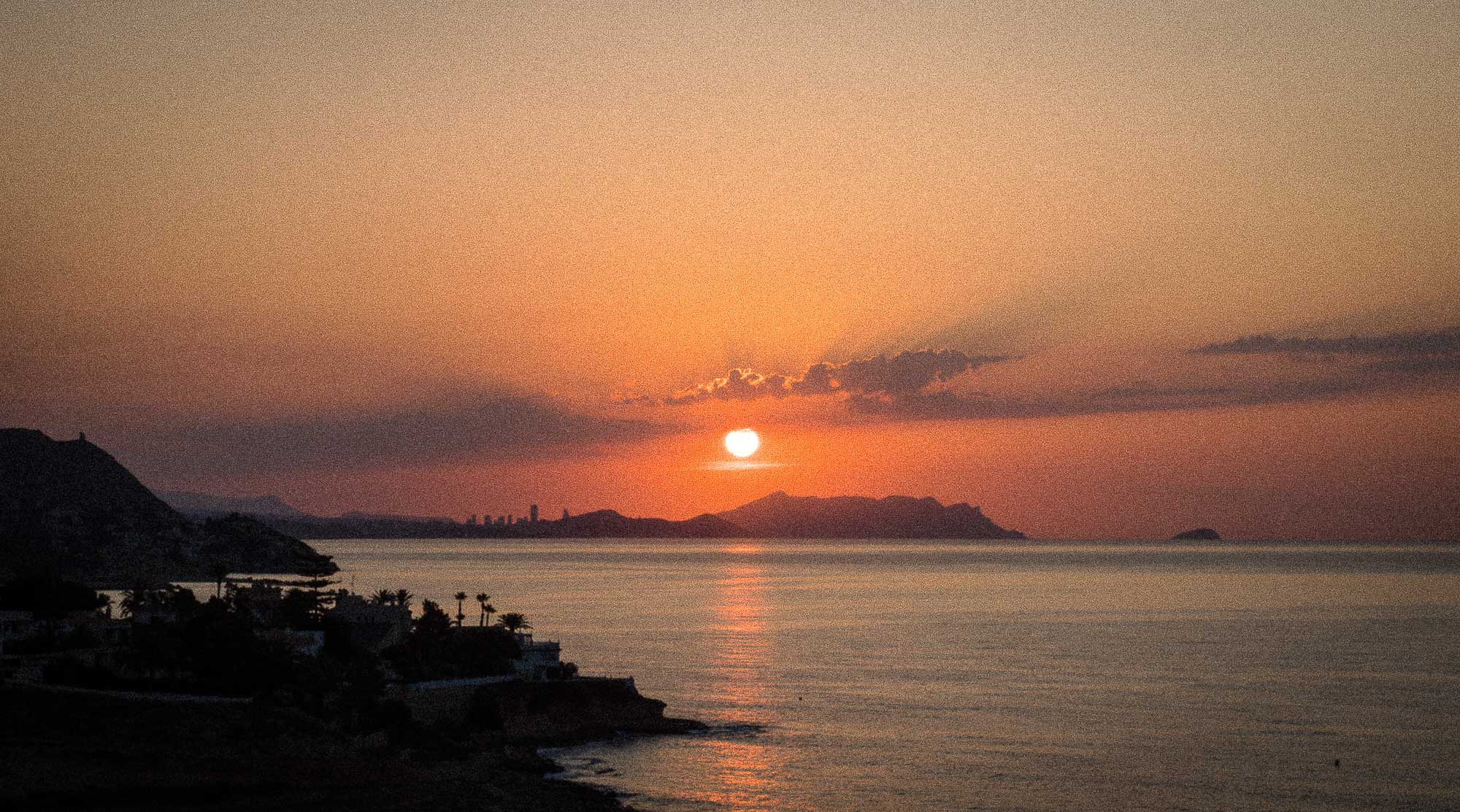 CAiA / Sonnenaufgang
