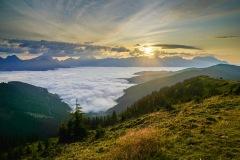 venolab / Über den Wolken...