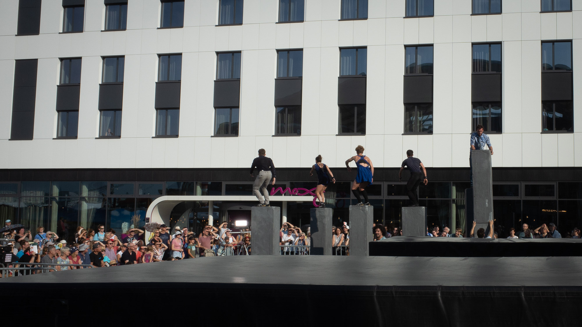 mgall / Motionhouse (Int. Strassentheater Festival Ludwigshafen)