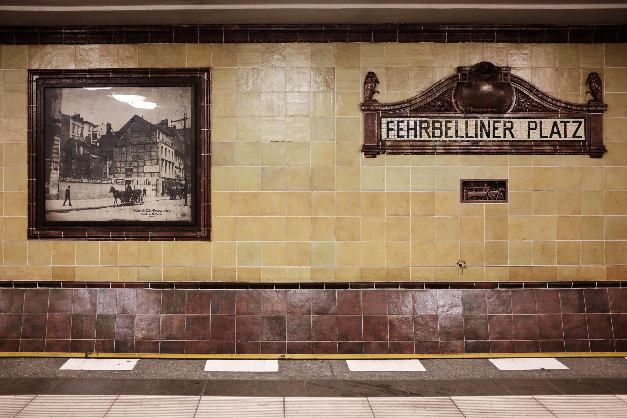 Photoauge / Subway