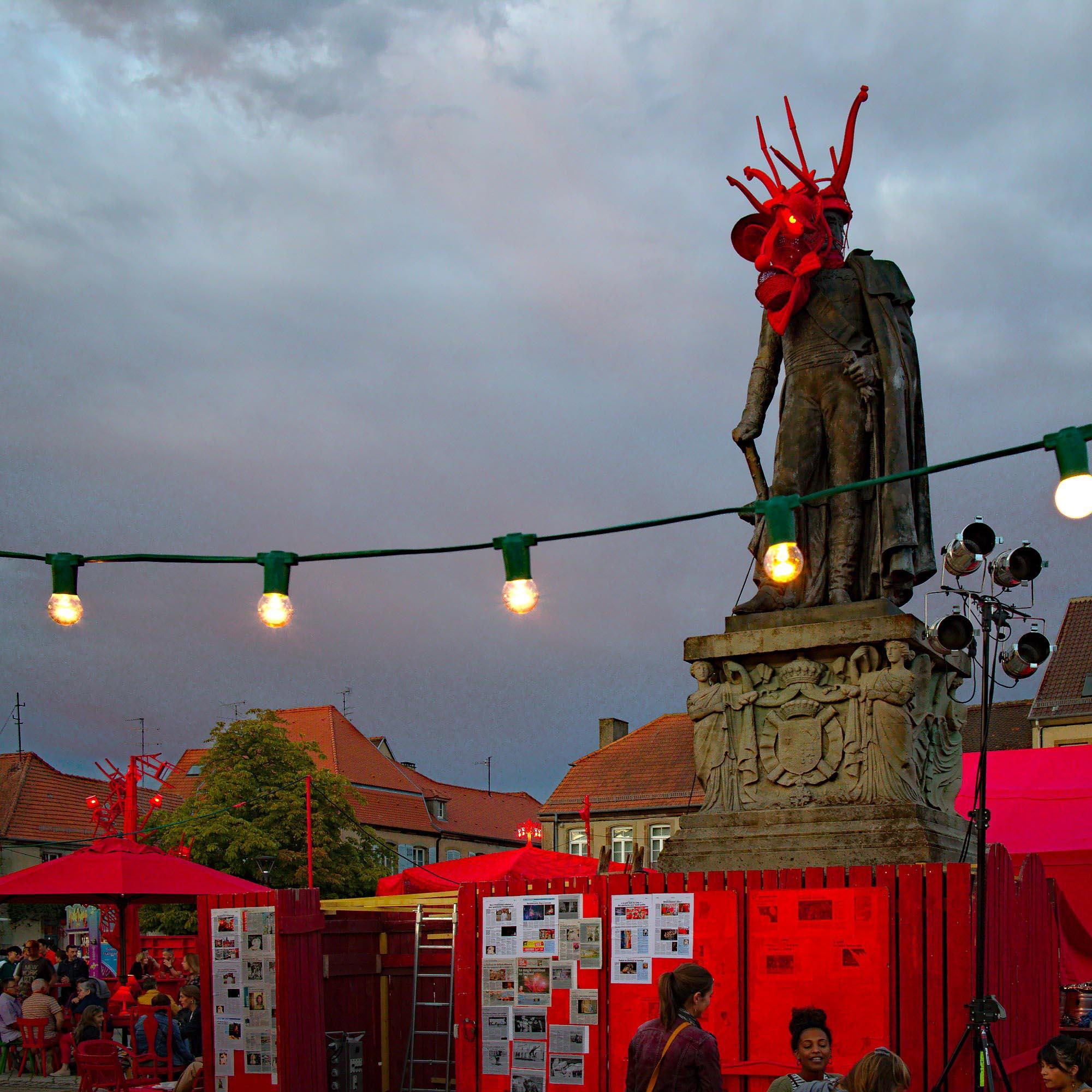 ylz / festival de théâtre