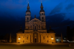 Katzenfreund/Dom by night