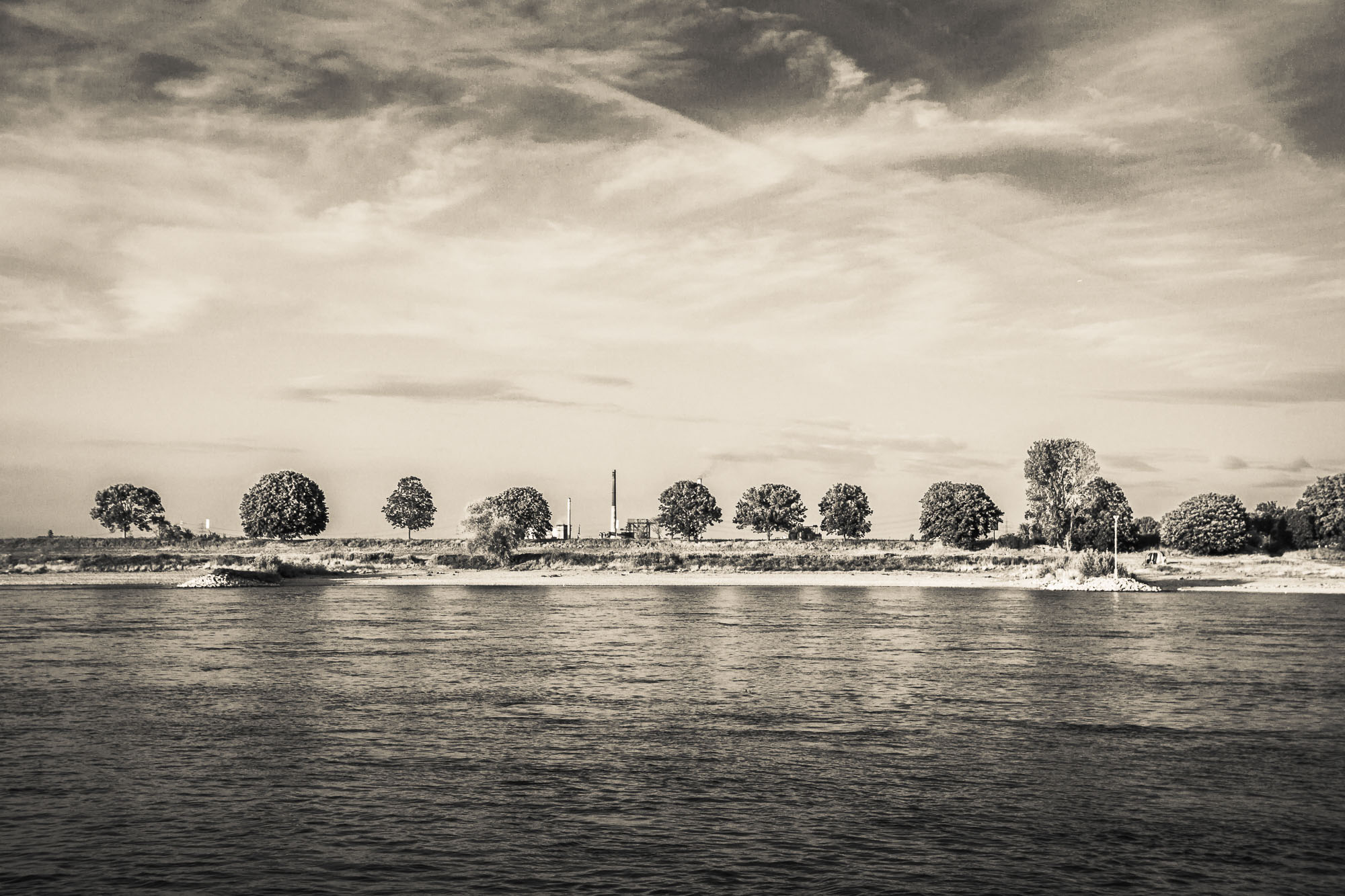 ollo / Am Ufer