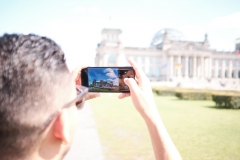 Photoauge / Reichstag