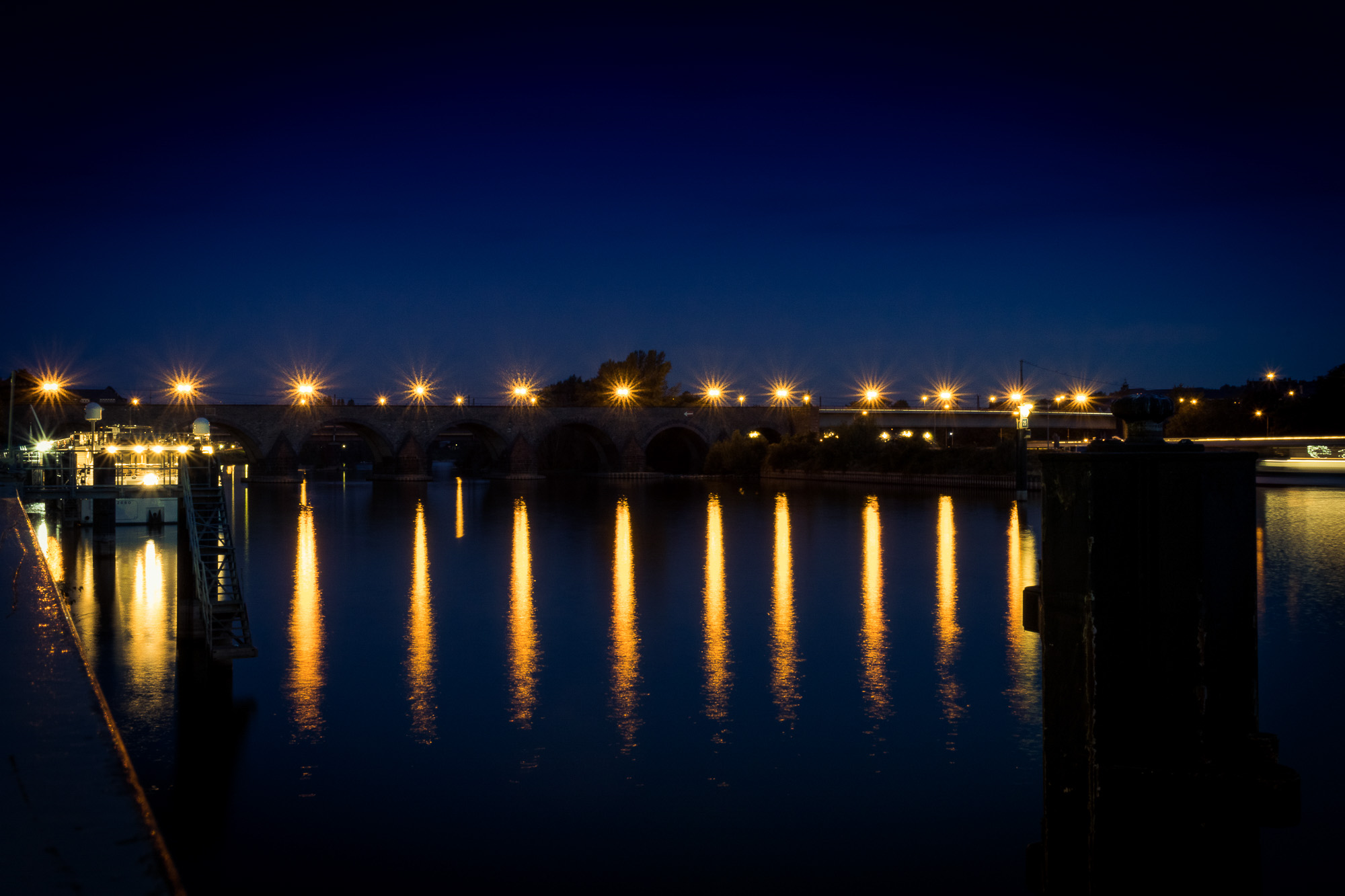 dabu / Balduinbrücke