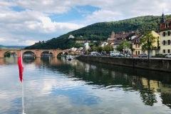 KatrinH / Heidelberg by boat