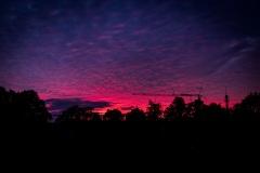 dabu / Sonnenuntergang