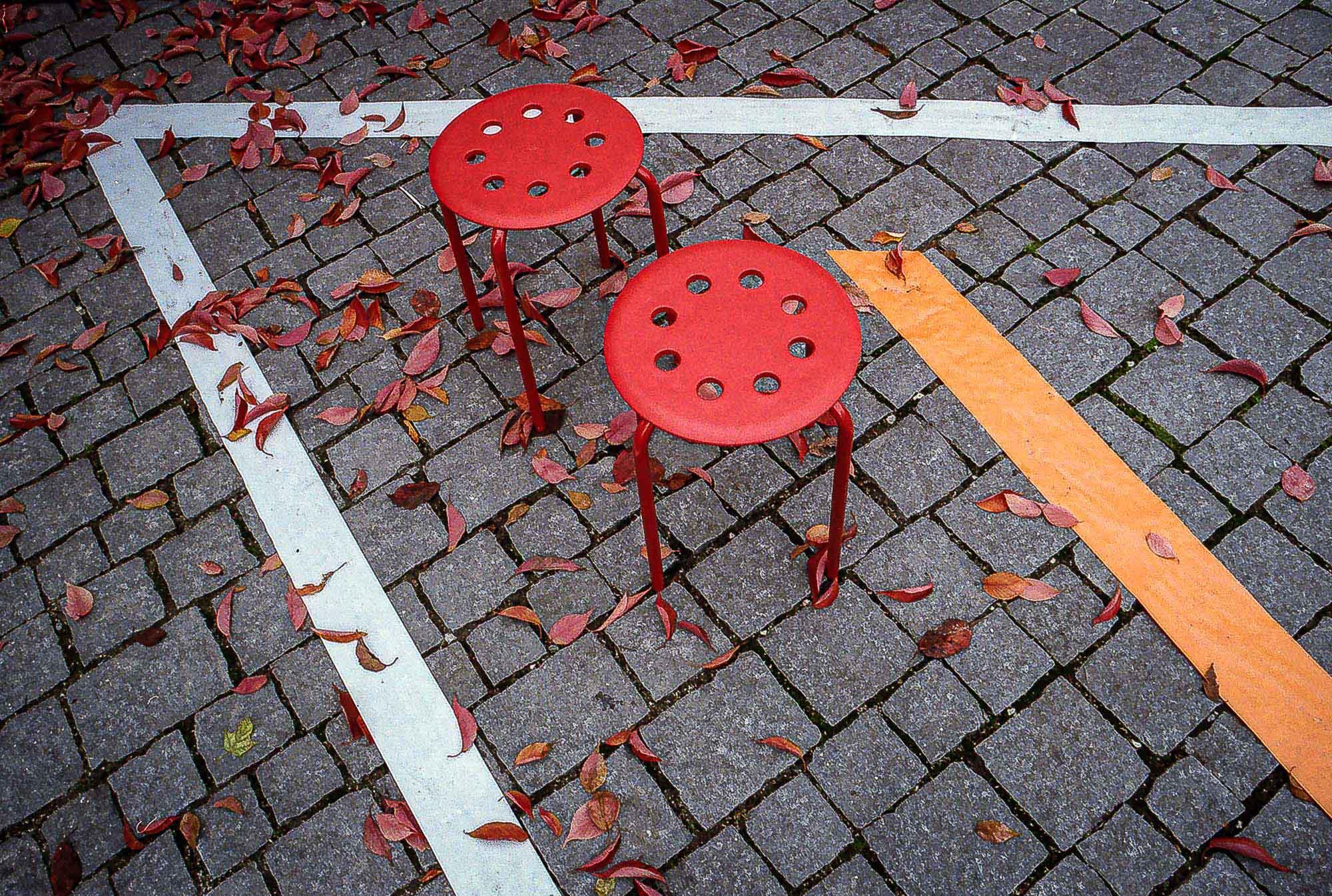 UnclePete / Etwas Geometrie im Herbst