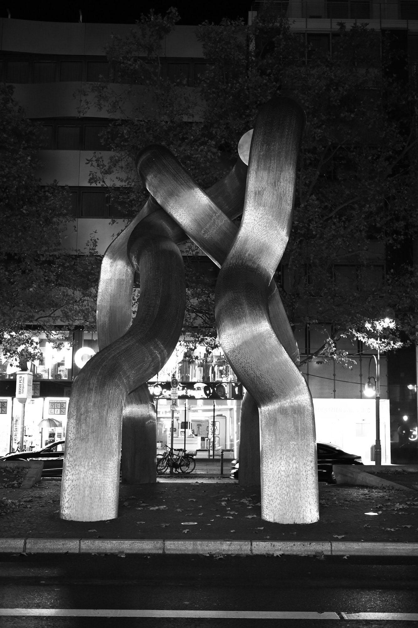 Photoauge / Skulptur