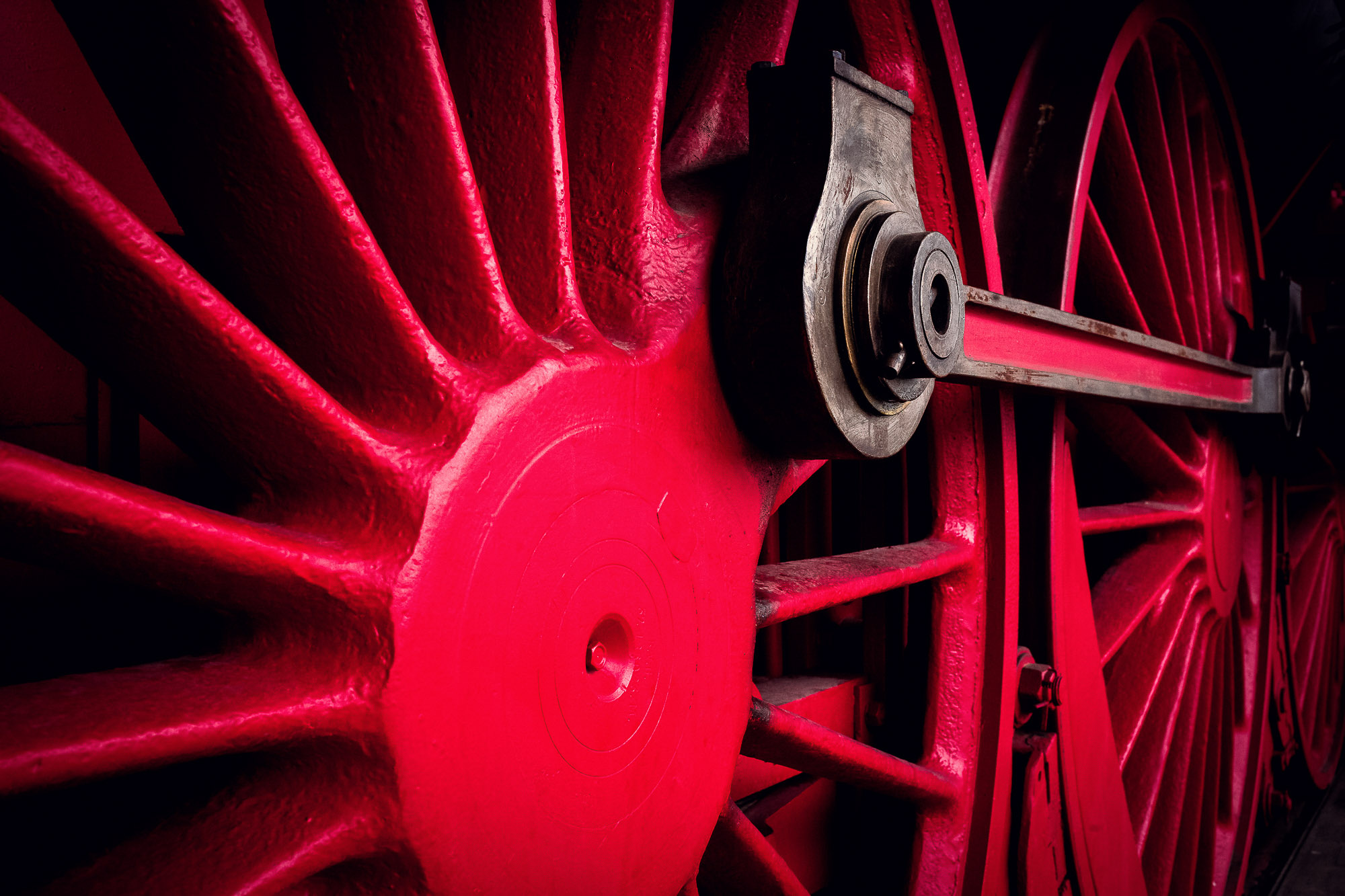 tschloss / Puff, puff, puff die Eisenbahn