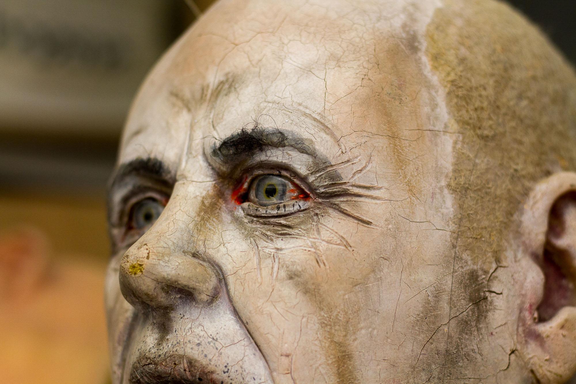 sonjahwolf / Rote Augen