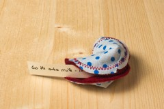 Reusable Homemade Fortune Cookie