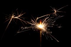 Mini-Feuerwerk