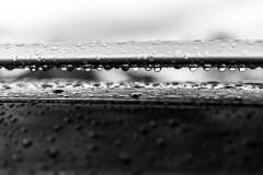 nichts als Regen