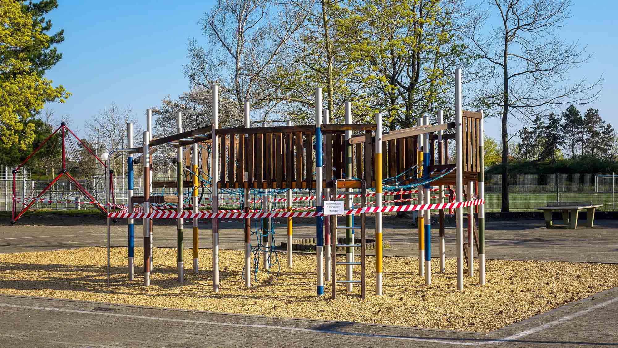 Playground lockdown 2