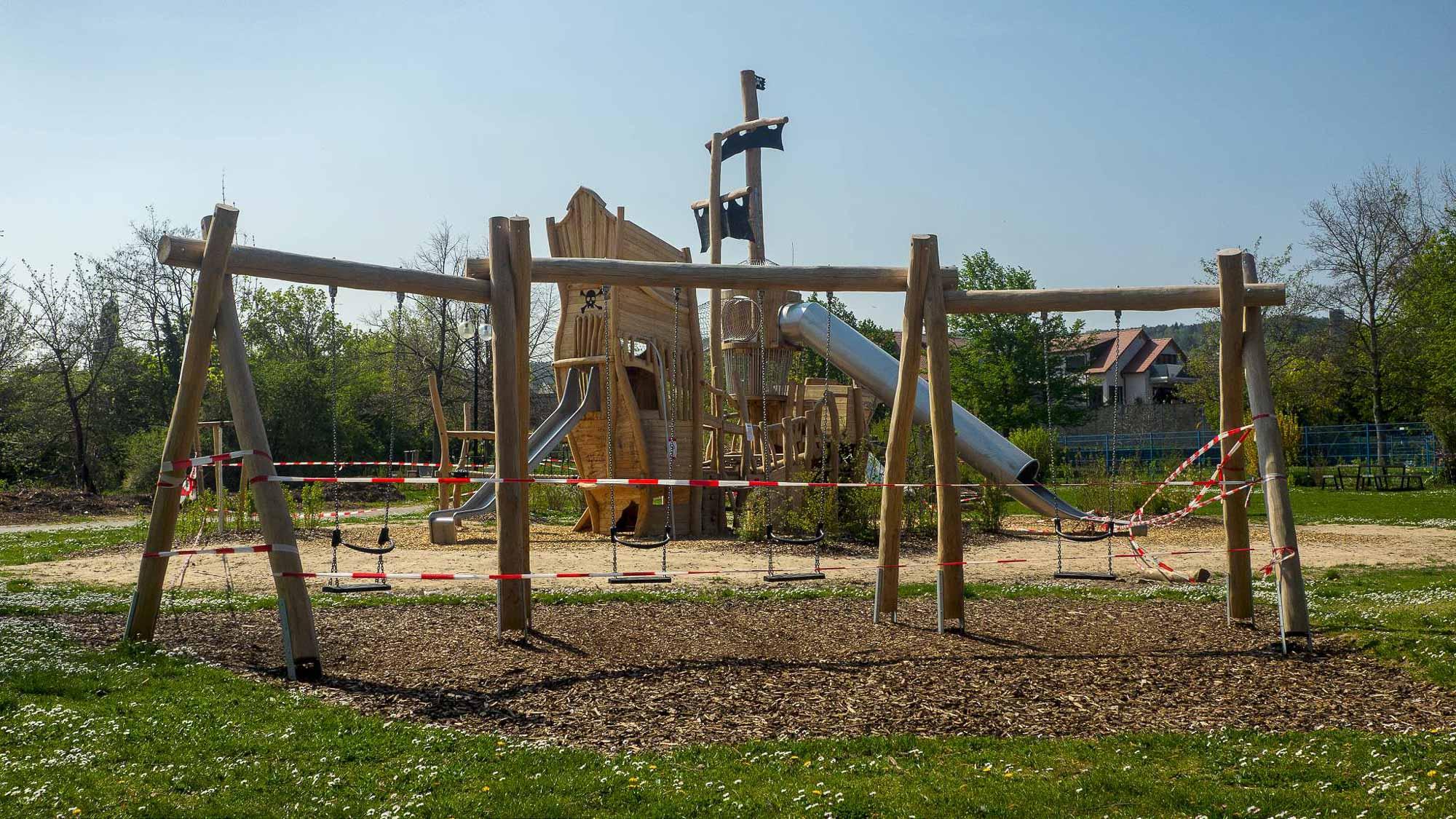 Playground lockdown 3