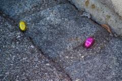 Fundsachen oder: Große Steine - Kleine Eier