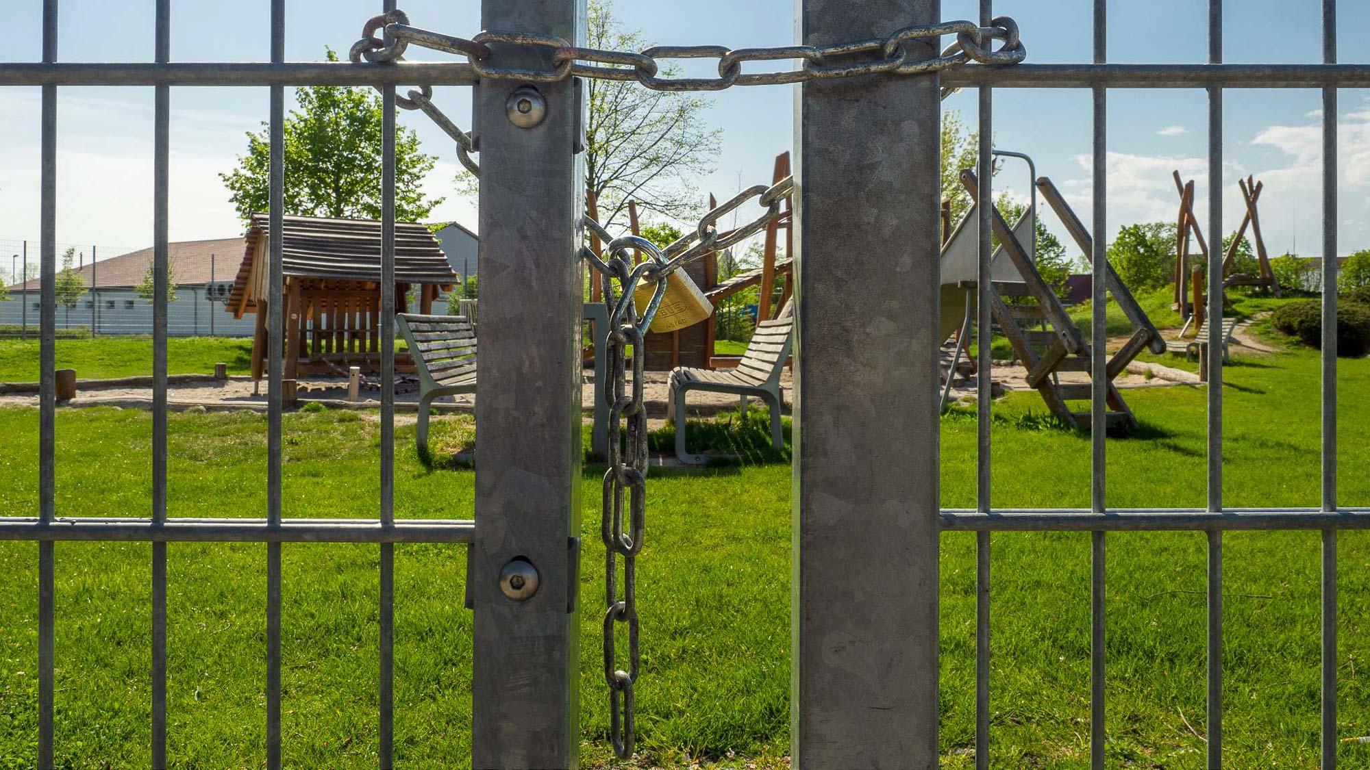 Playground lockdown 4