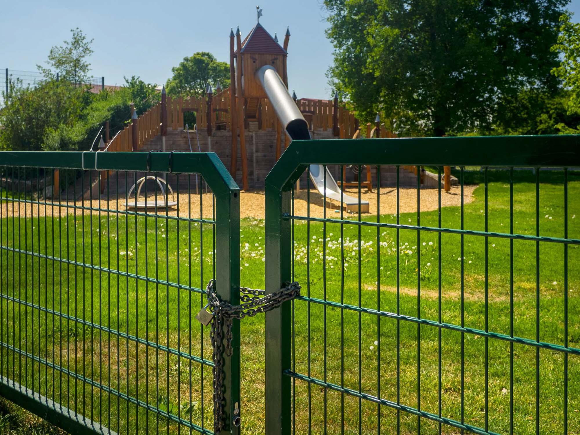 Playground lockdown 6