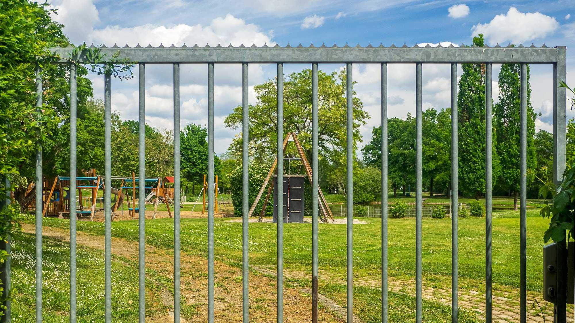 Playground lockdown 7