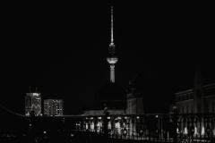 Ein kleiner Stadtrundgang bei Nacht
