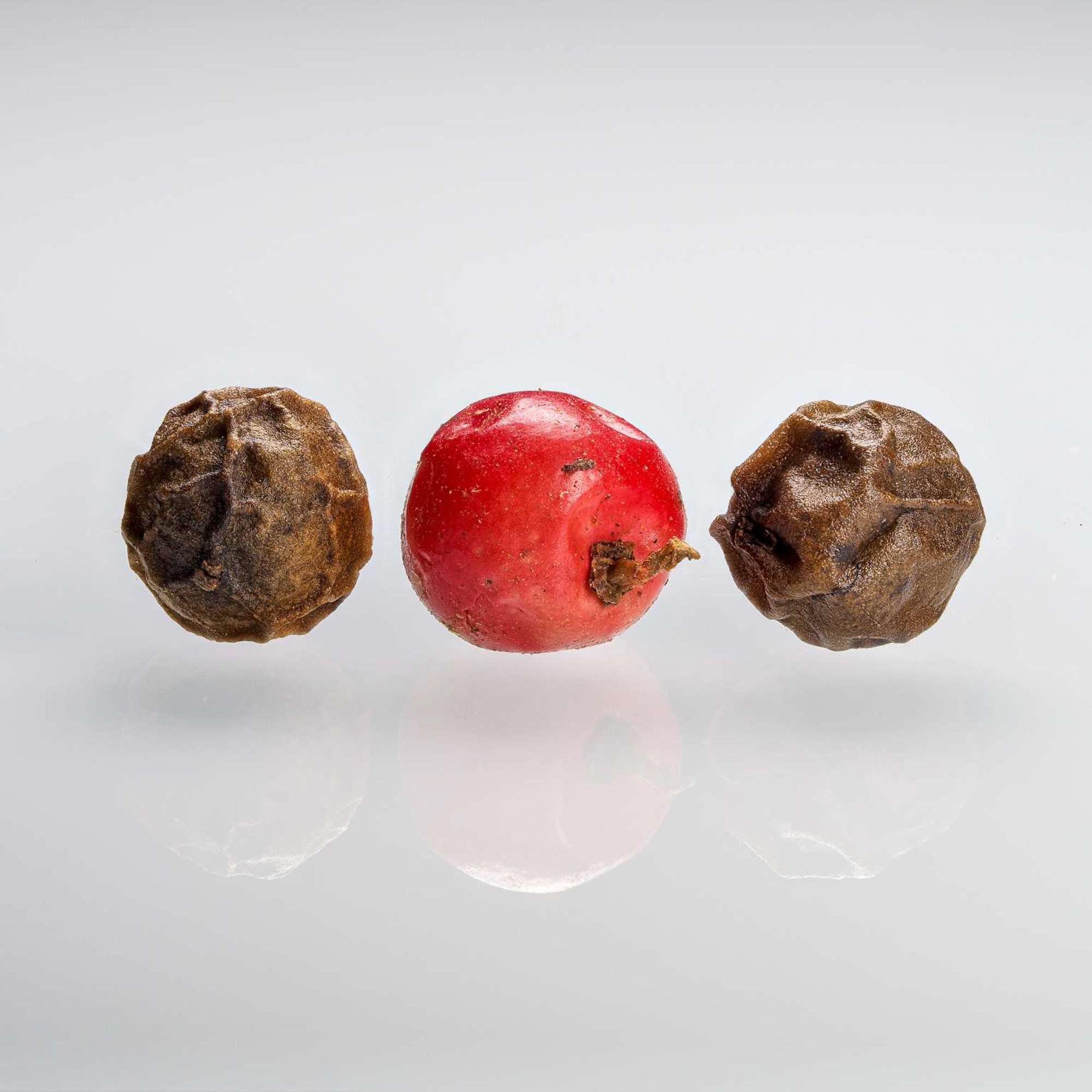 Three Peppercorns