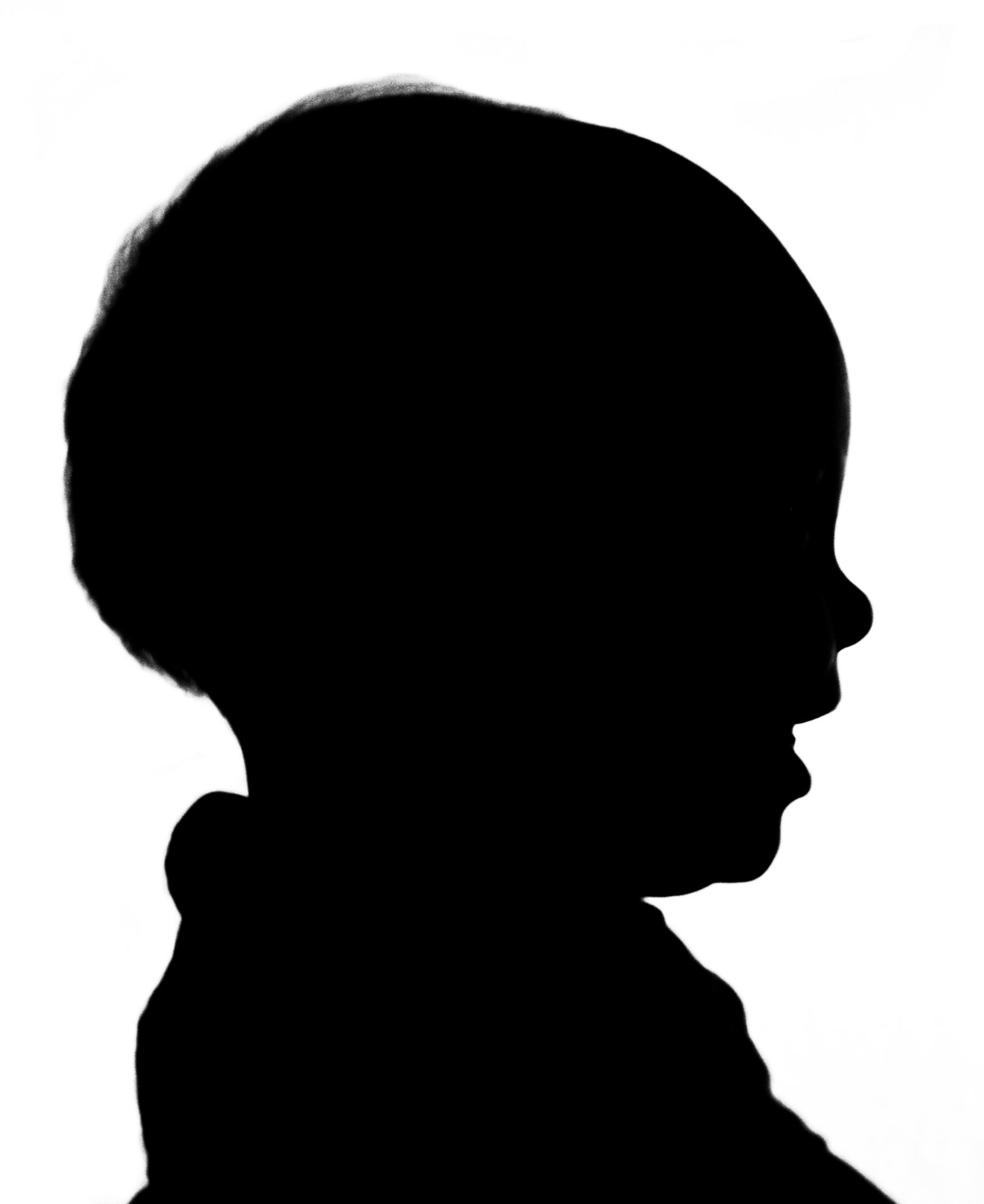 ein neues 'Profilbild' am ersten Geburtstag