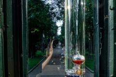 Thermometer nach Galileo Galilei