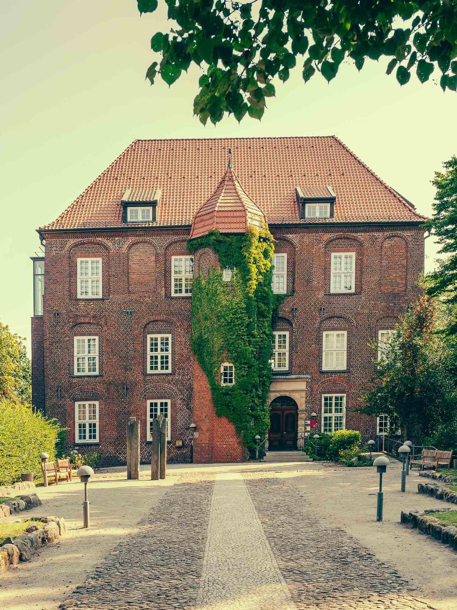 unser Schloss Agathenburg
