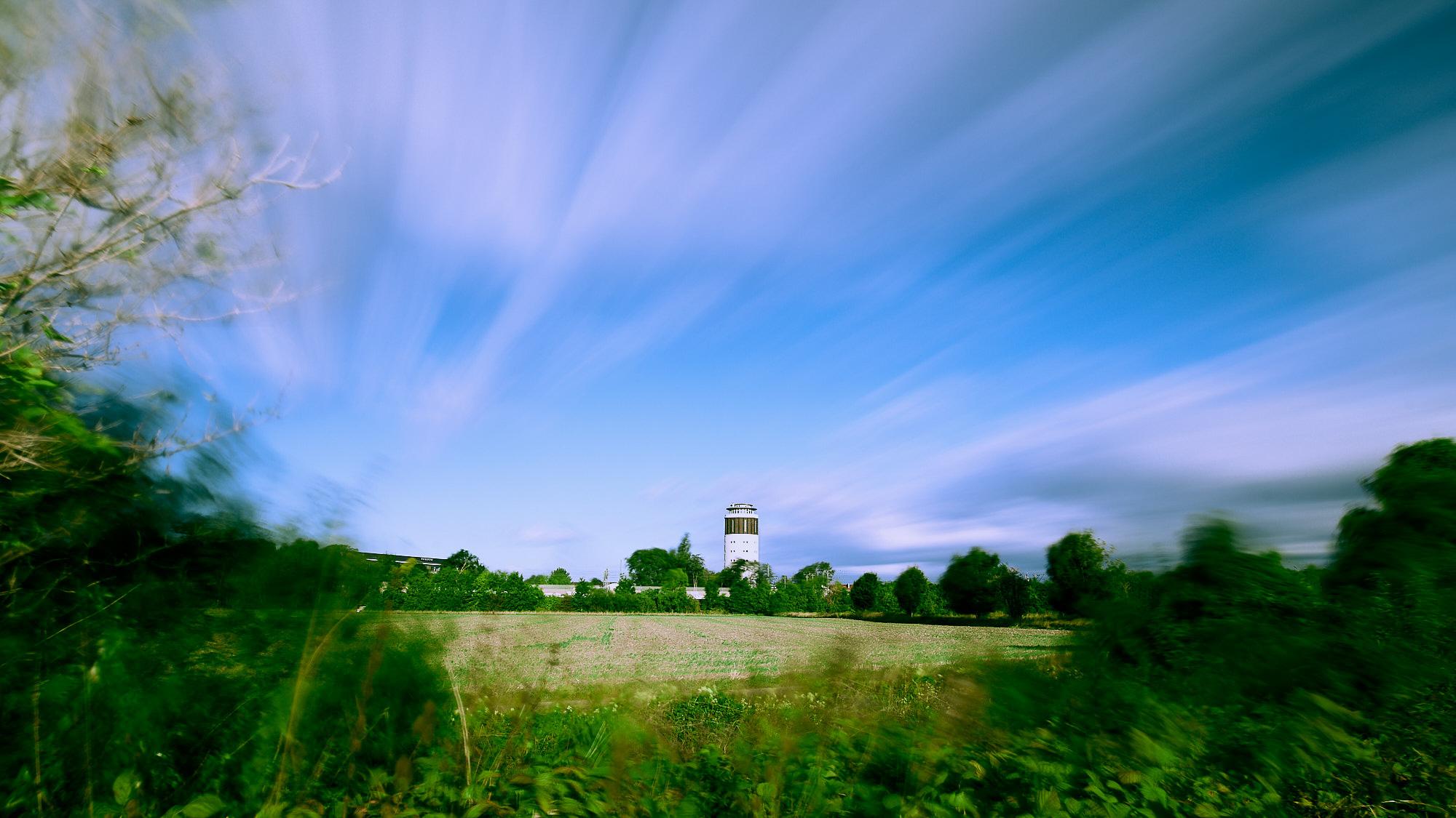 Wasserturm in Gross-Gerau