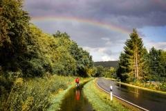 Unter'm Regenbogen
