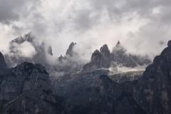 in den Brenta-Dolomiten