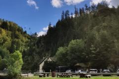 Rast im Schwarzwald