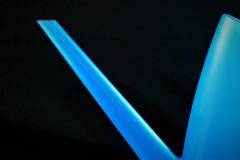 Blue V