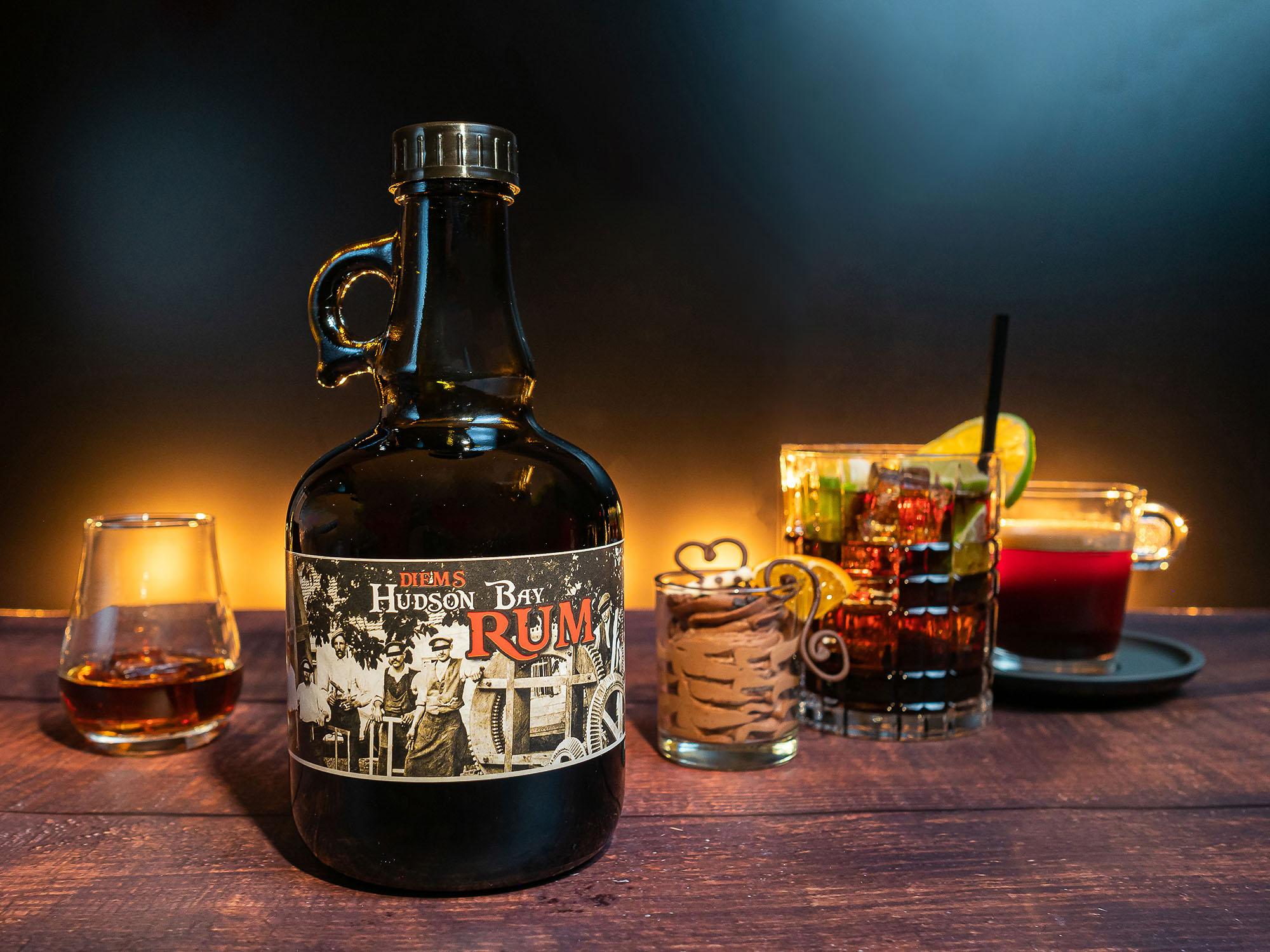 bissl Rum probieren
