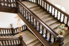 Treppen im Kloster Ochsenhausen