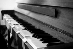 Präpariertes Klavier