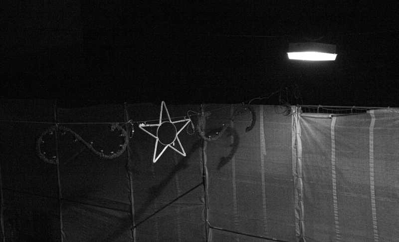Beleuchteter Stern