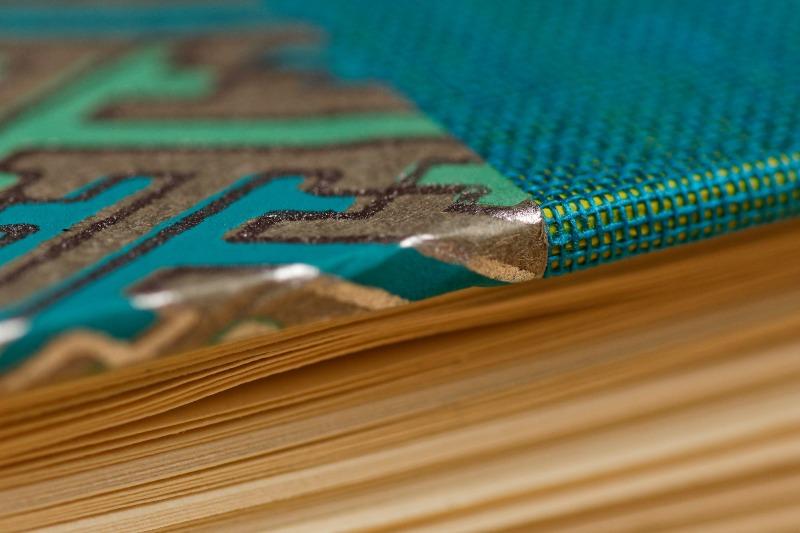 Notizbuch - handmade