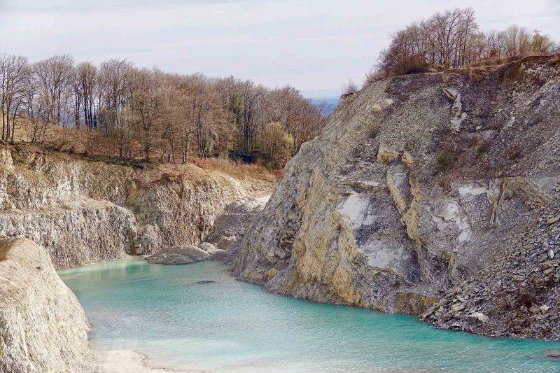 Lokaler Steinbruch weckt Fernweh